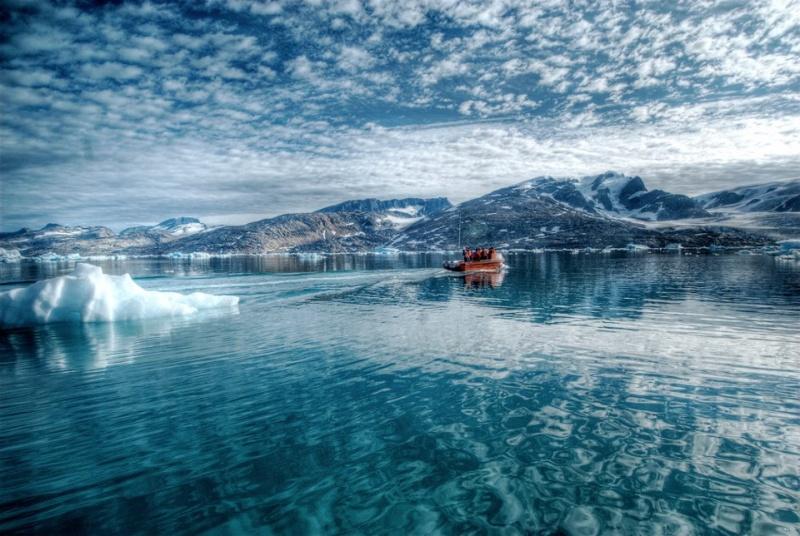 Озоновый слой над Арктикой становится толще
