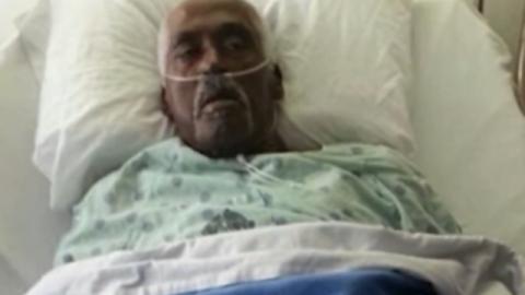 Мертвый американец «ожил» в похоронном бюро