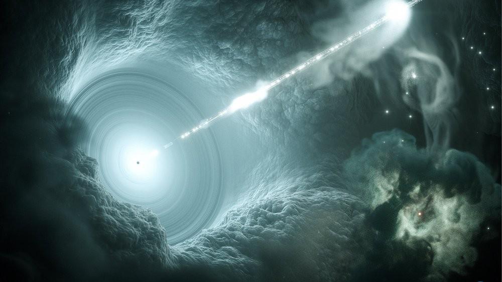 Ученые предполагают, что внутри Земли растет черная дыра