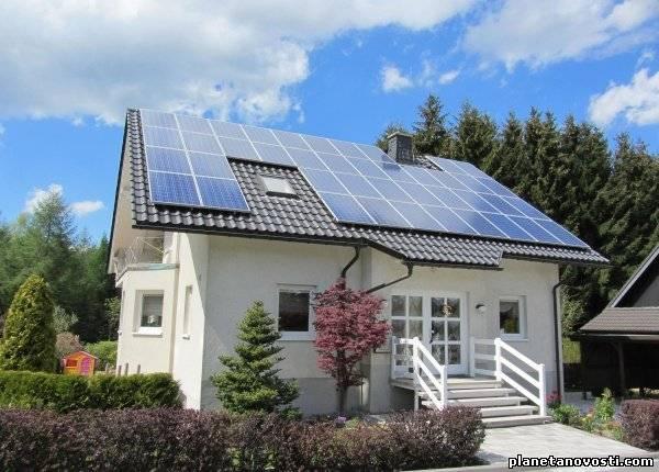Дом без отопления и электричества