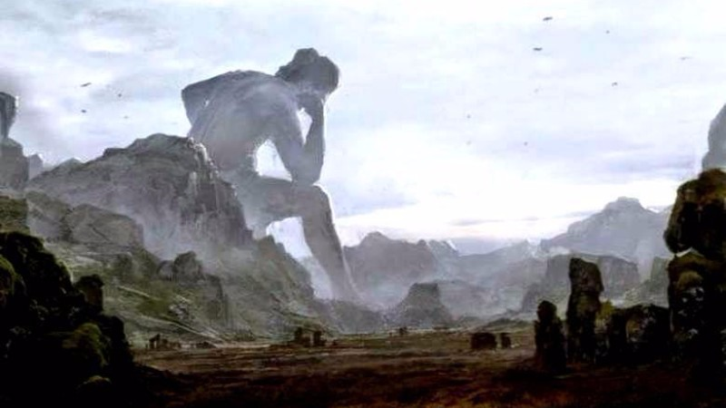 Ученый представил доказательства существования великанов на Земле