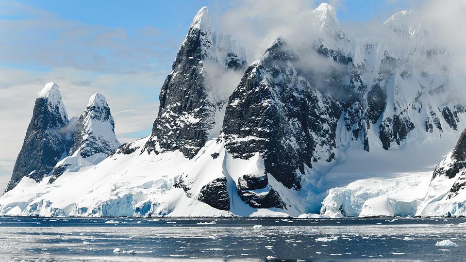 В Антарктиде зафиксирован мощный источник радиации