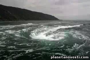 Самые интересные и до конца не разгаданные океанские явления