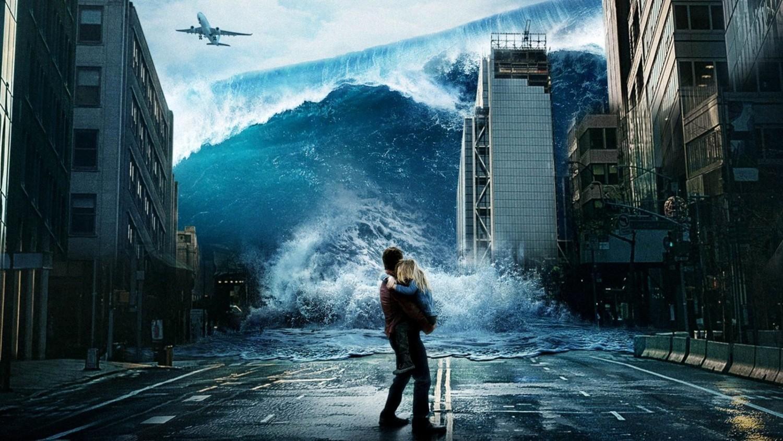 Из-за гавайских процессов Сан-Диего, Лос-Анджелес и Ванкувер может накрыть цунами высотой более 60 метров