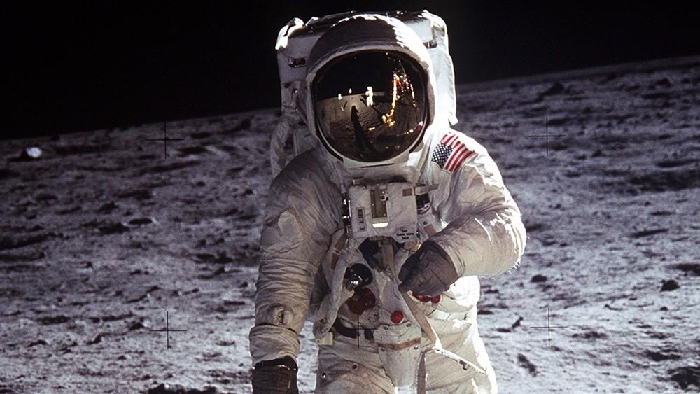 На Луне нашли фашистский след