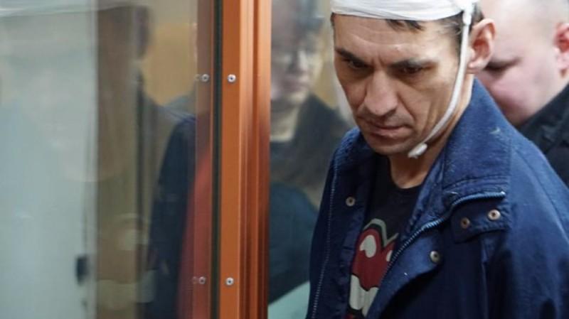 Террорист, который захватил отделение Укрпочты в Харькове, заявил, что он сын Бога
