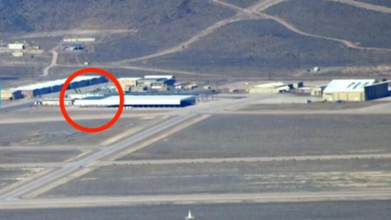Из американской «инопланетной» базы кое-что исчезло: в Сети появились фото