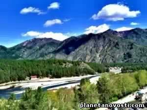 Республику Алтай трясет из-за роста новых гор