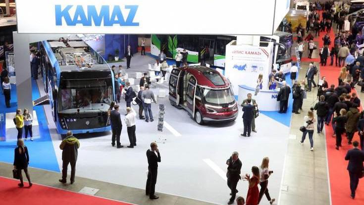 КАМАЗ начнёт серийно выпускать беспилотный электробус в 2022 году