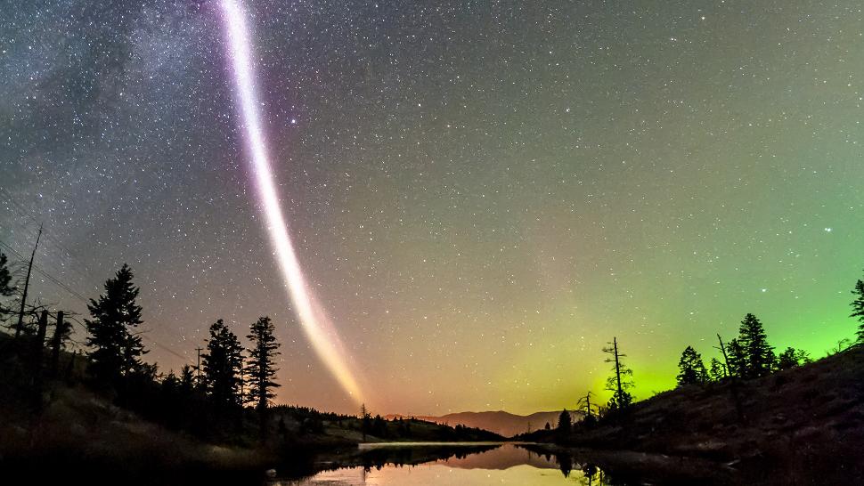 Ученые выявили новое атмосферное явление «Стив»