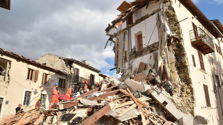 На Филиппинах случилось мощное землетрясение
