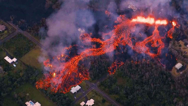 Это были только цветочки: на Гавайях ждут новое мощное извержение вулкана