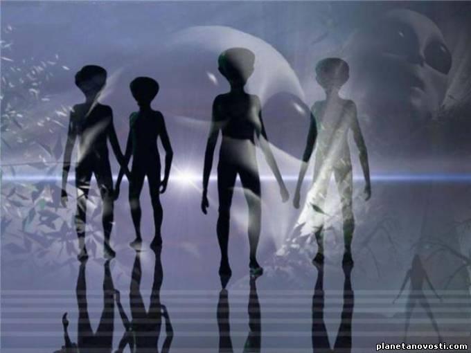 Города-лаборатории инопланетян