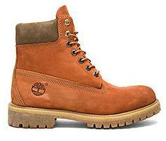 История ботинок Timberland
