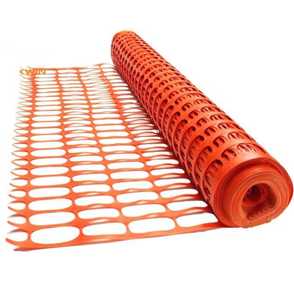 Оранжевые аварийные сетки – на страже безопасности