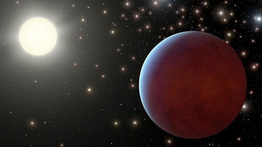 Ученые обнаружили самую темную планету во Вселенной