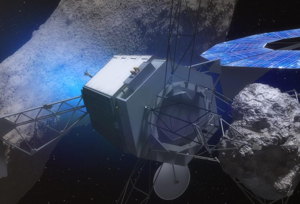NASA выбирает, на какой астероид высадиться