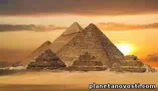 Пирамиды построены до потопа?