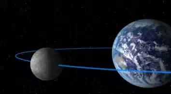Земля и Луна на 60 миллионов лет старше, чем ранее считалось