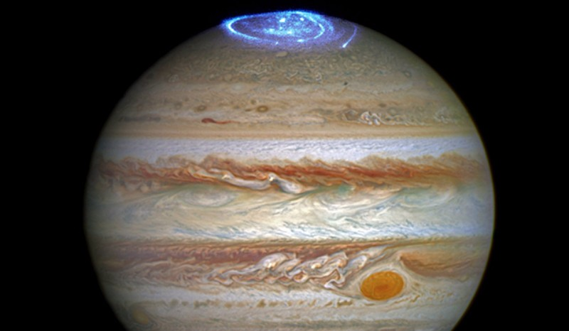 На Юпитере обнаружили второе Большое пятно