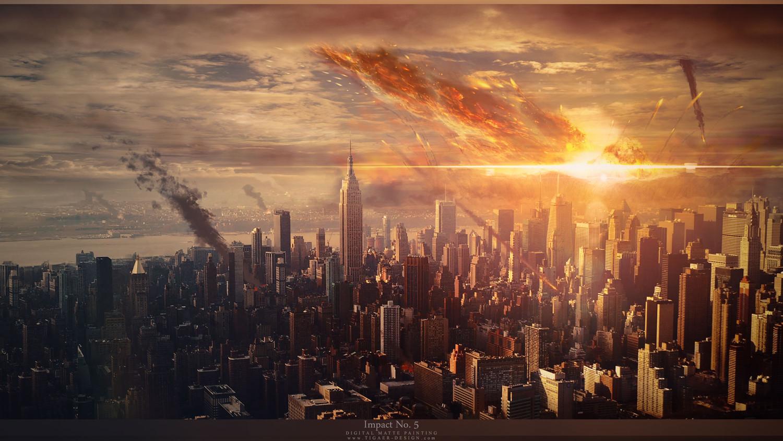 Ученые предсказывают Апокалипсис: осенью Землю может уничтожить гигантский астероид