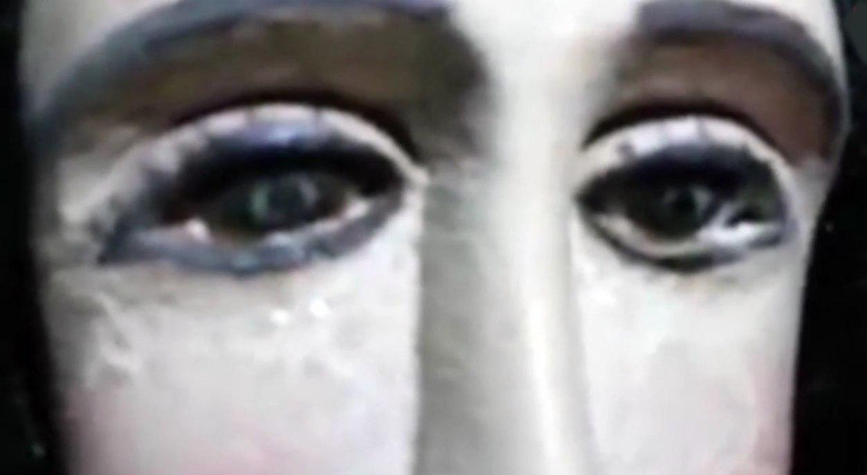 В Парагвае заплакала статуя Девы Марии