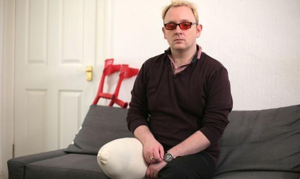 29-летний парень мечтает об ампутации здоровой ноги