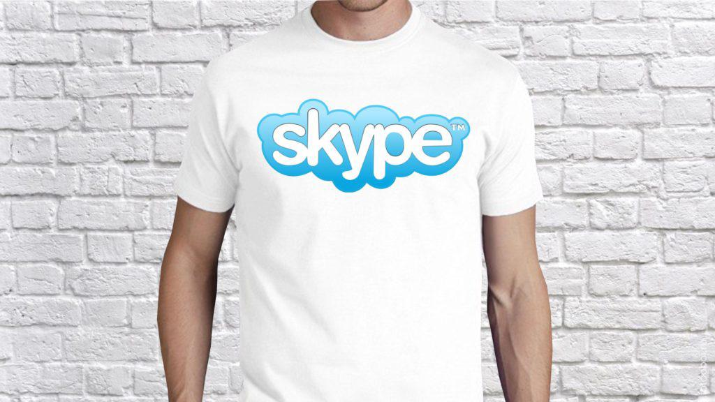 Способы нанесения логотипа на футболки