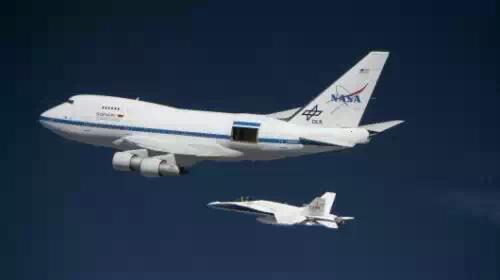 НАСА начинает испытания нового летающего спектрографа EXES