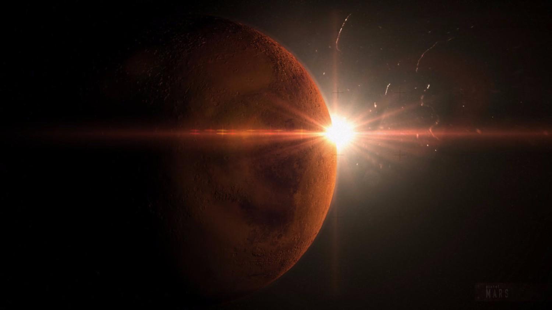 Вокруг Марса начали образовываться кольца, как у Сатурна