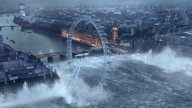 Скоро под воду могут уйти Лондон, Хьюстон и Шанхай