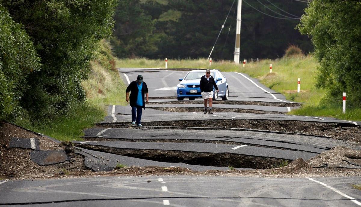 Происходящие в Новой Зеландии землетрясения предвещают катастрофы мирового масштаба