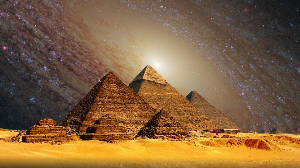 В Великой пирамиде Гизы обнаружена камера с фараоном Хуфу