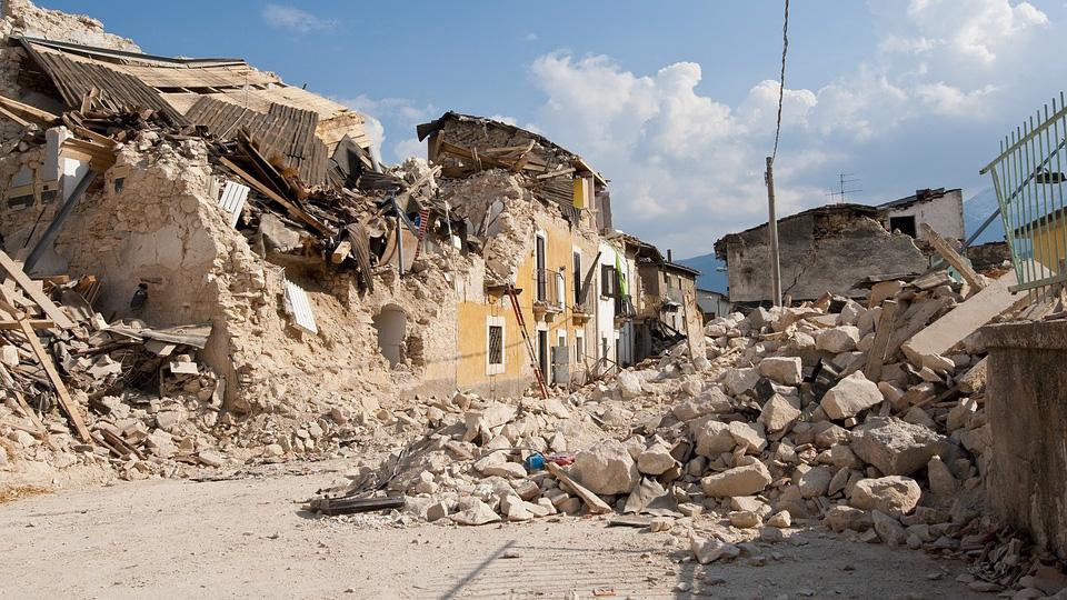Землетрясение в Мексике магнитудой 8,2 раскололо тектоническую плиту