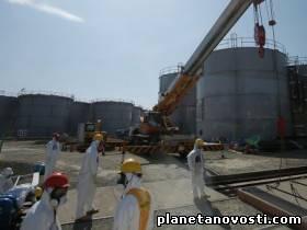 У Фукусимы произошло второе за день землетрясение