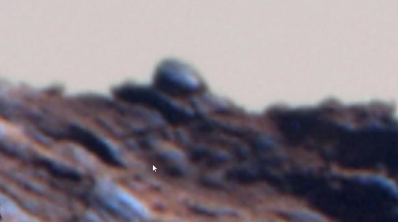 На Марсе обнаружен подбитый танк: США проводит испытания оружия