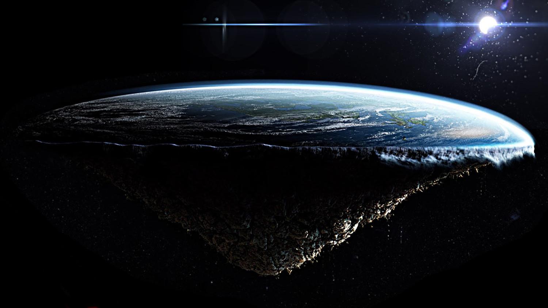 На краудфандинге начали собирать деньги, чтобы отправить в космос плоскоземельца