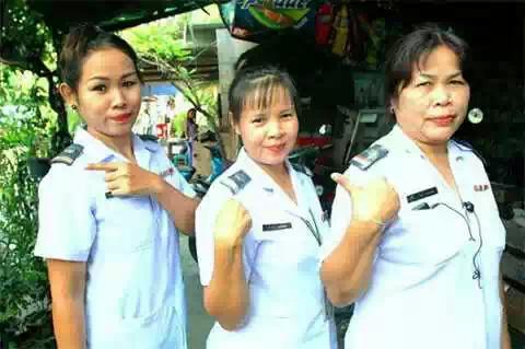 На тайских кондукторов надели подгузники