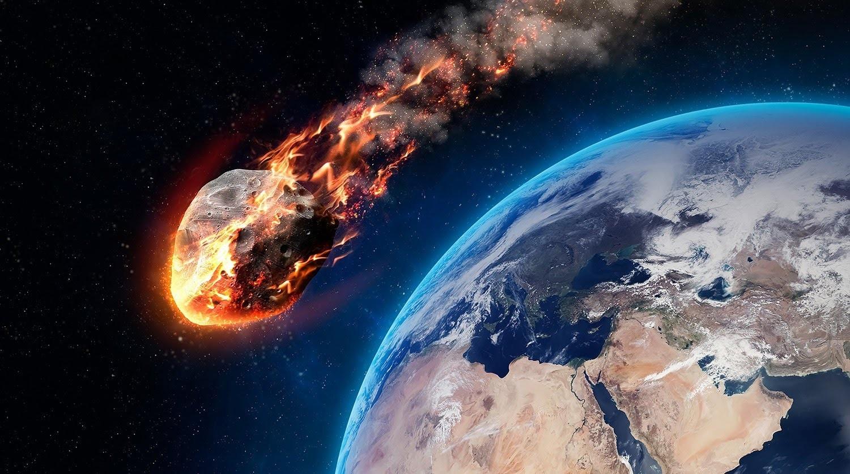 Пролетевший вчера астероид ученые обнаружили всего за шесть часов до его сближения с Землей