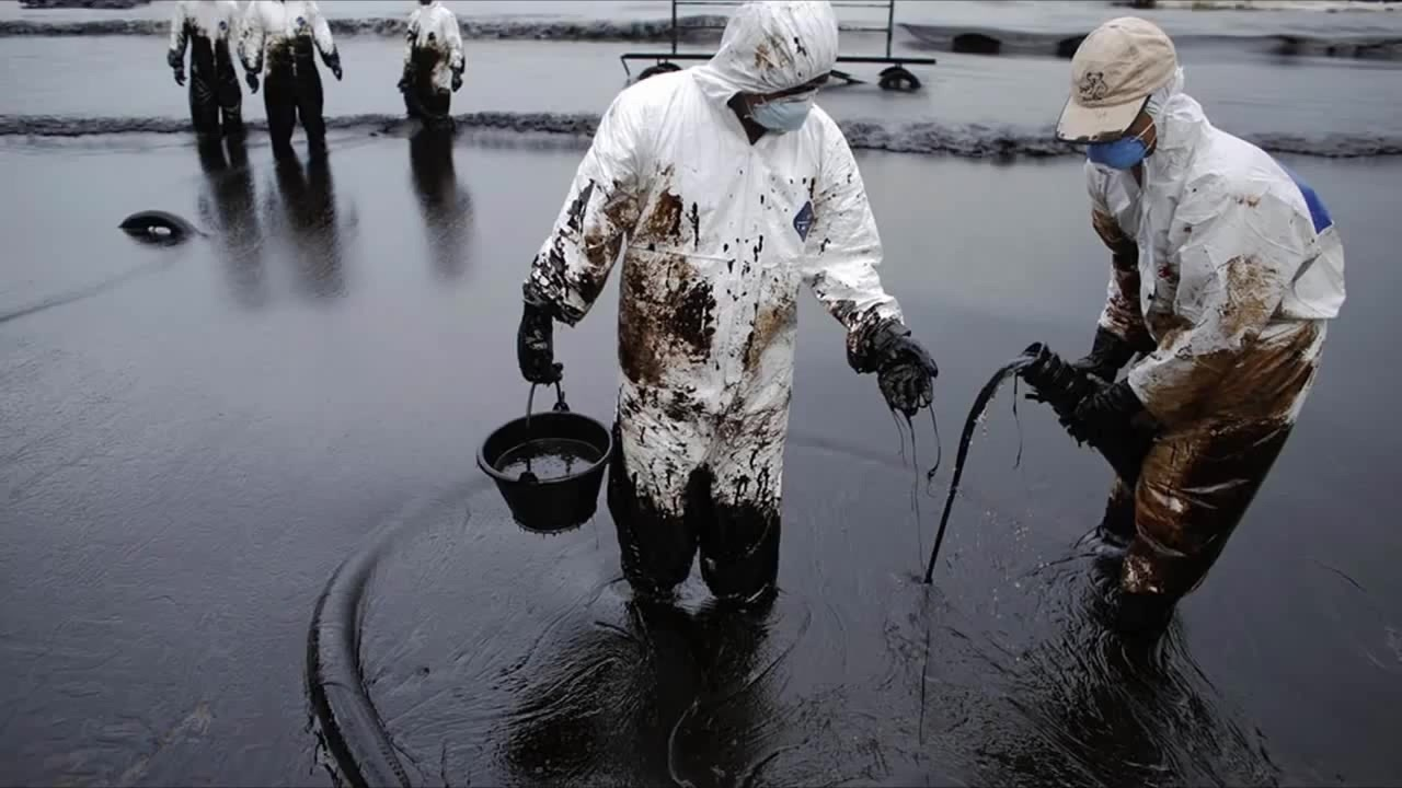 Балтика может превратится в «мертвое море»