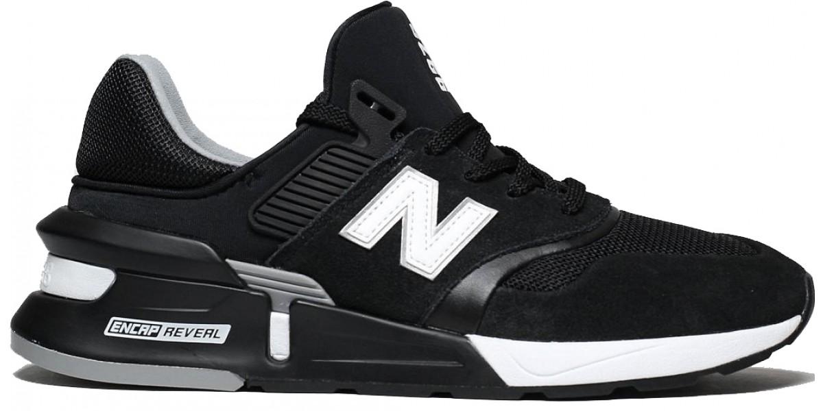 Кроссовки NEW BALANCE — обувь брутальных мужчин