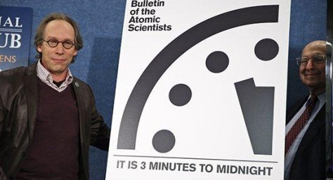 Ядерные физики установили «часы судного дня» в трех минутах от катастрофы