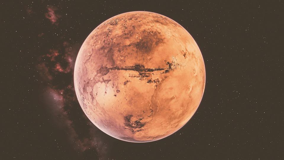 Марсоход Curiosity обнаружил на Марсе следы гигантского наводнения