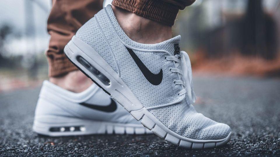 Преимущества кроссовок Nike