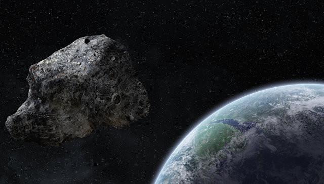 Сегодня возле Земли пролетел астероид размером в 1,6 километра