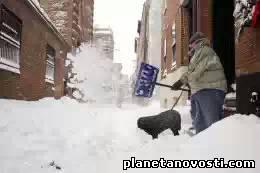 Погода испытывает американцев на прочность