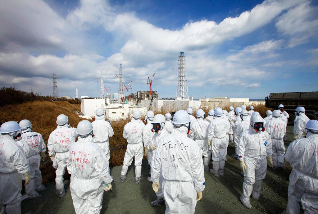 Замораживание радиоактивной воды на АЭС «Фукусима-1» не приносит результатов