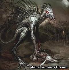 Чупакабрас : создание природы или рукотворные вампиры ?