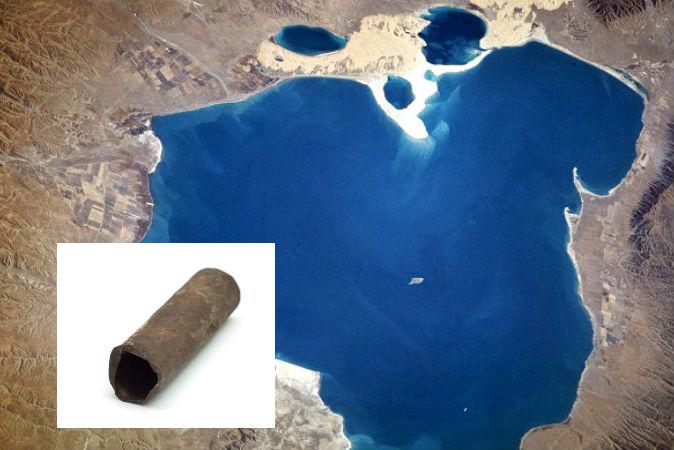 Китайские учёные обнаружили железные трубы возрастом 150 000 лет