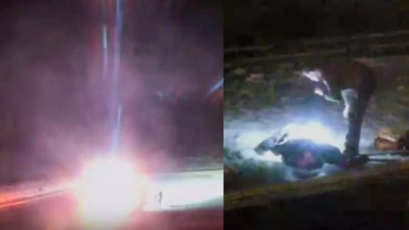 Загадочные события в Йеллоустоне: взрыв яркой сферы, странное мертвое тело и посадка НЛО